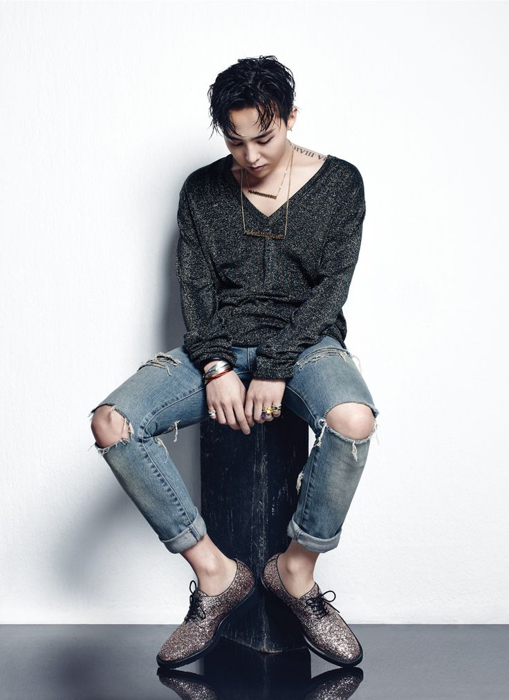 G-Dragon - Guiseppe Zanotti in Cosmopolitan Hong Kong Magazine September Issue '15