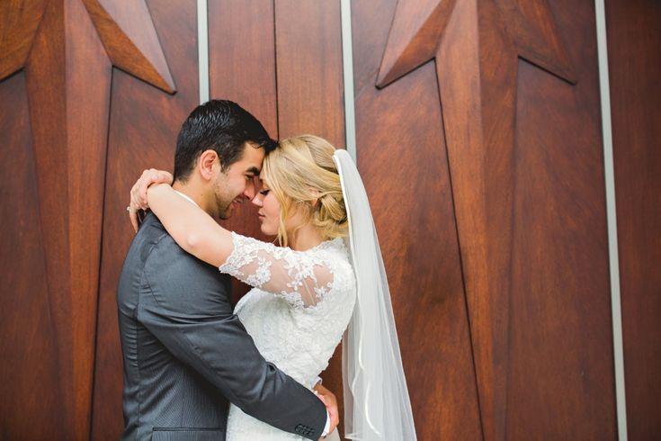 Portland Temple LDS Wedding | Kylee Ann Photography
