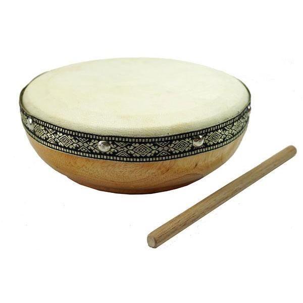 Frame Drum Traditional - Jamtown World Instruments