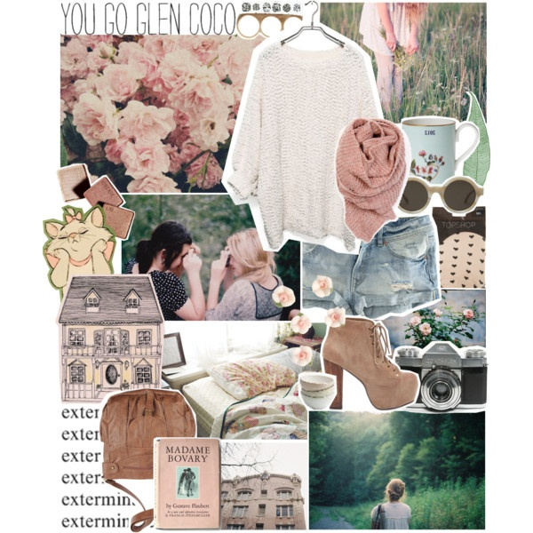 Nude vanilla style: Fashion Styles, Be You, Outfit, You Re, I Dare You, Lexuslou Polyvore Com, Fabo Style