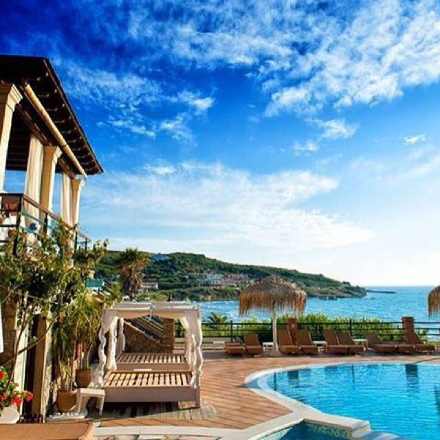 Delfino Blu Boutique Hotel , #Corfu