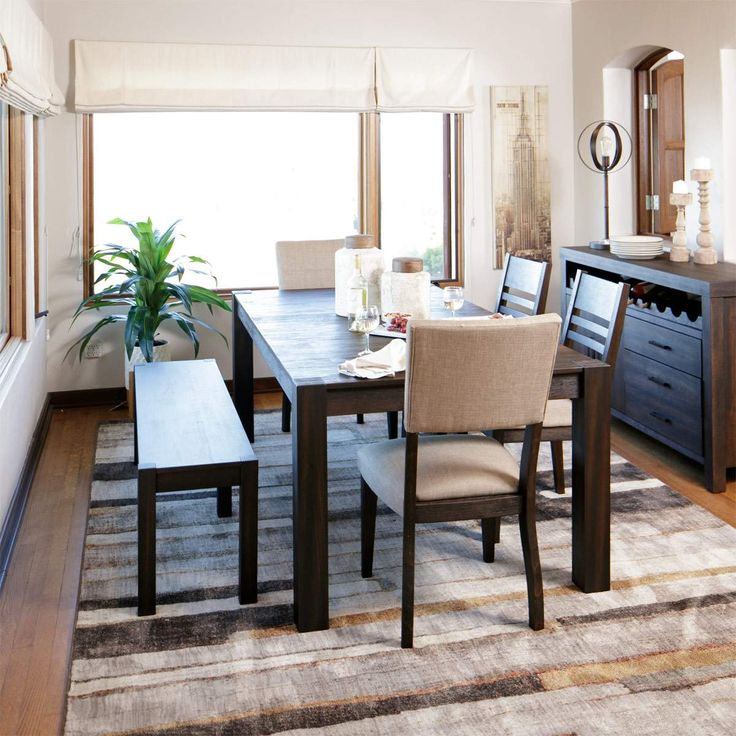 Acacia Dining Collection 58 best Dining Spaces