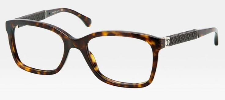 Chanel 3228Q C714 Dark Havana I love these glasses!!! I need them! Also a first good pick