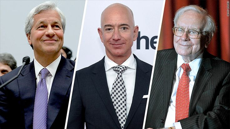 Health insurance industry could be shaken up as Amazon, Berkshire Hathaway and JPMorgan Chase announce they're looking at joint venture in field.
