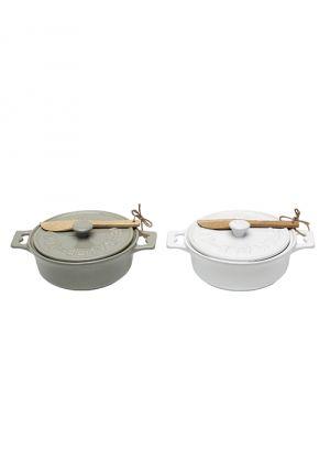 Stoneware Brie Baker, Stoneware Cooking Pots, Bri Baker