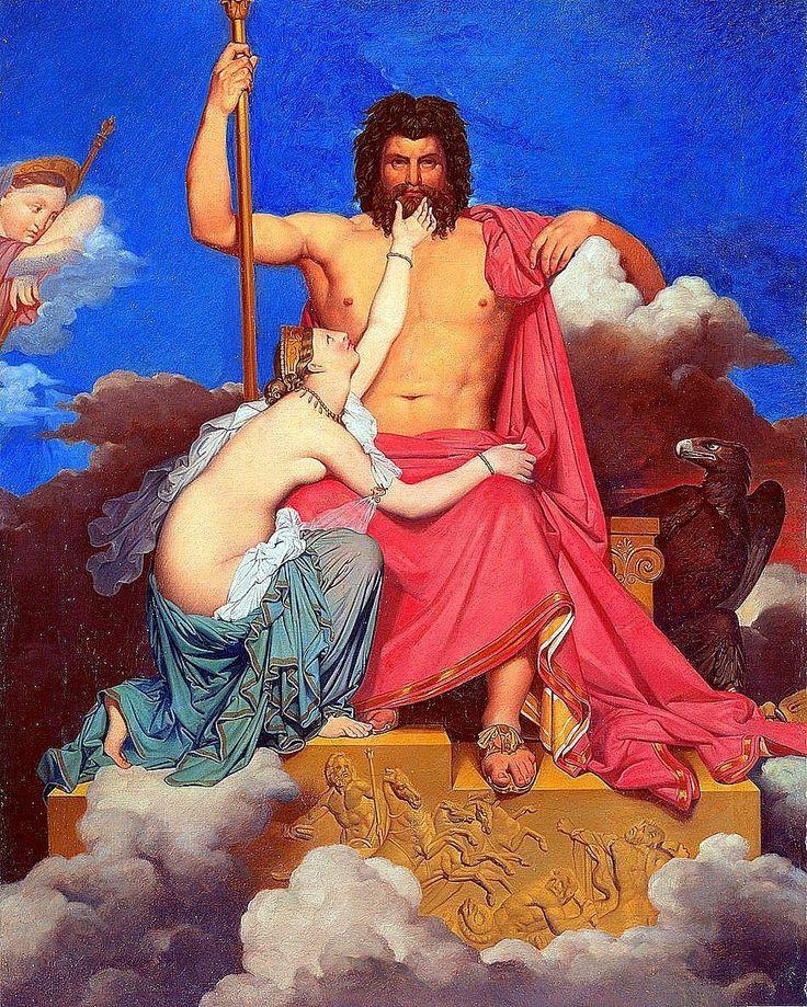 ΟΜΗΡΟΥ ΙΛΙΑΔΑ  Α - 4  Ικεσία της Θέτιδας - Συμπόσιο των Θεών (ΕΛΕΝΗ ΜΟΥΤ...