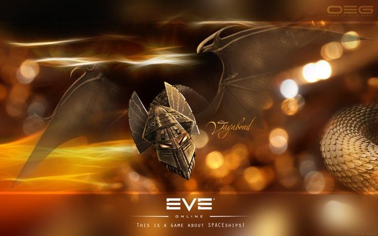 EVE Online Vagabond spaceship