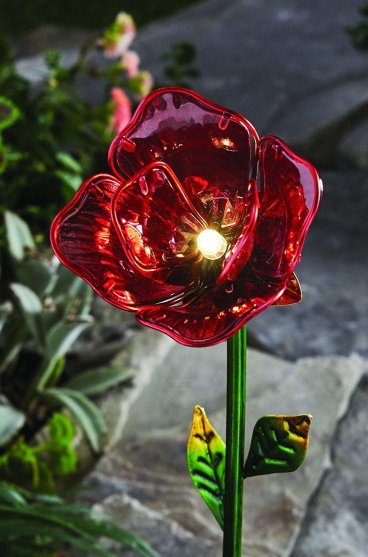 410a2f82c4cce5889e46de5c4c6c0de9 - Better Homes And Gardens Outdoor Decorative Solar Glass Jar Lantern