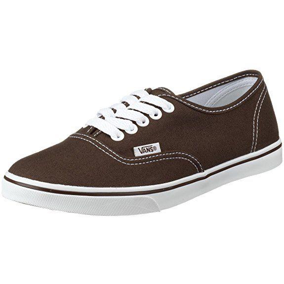#Vans U AUTHENTIC LO PRO Vgyqetr Unisex-Erwachsene Sneakers, Braun  (Espresso/