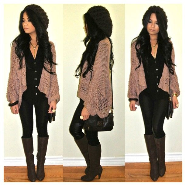 354 best fall/winter outfits images on Pinterest | Fall ...
