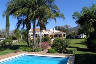 VakantiehuisFinca Los Nogales in Costa del Sol / Andalusië