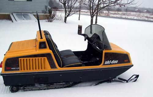 50 best images about Strange Snowmobiles on Pinterest ...