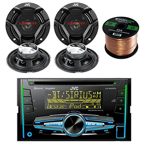 17 best ideas about jvc car audio 80s neon tron jvc kwr920bts double din bluetooth car stereo receiver bundle combo 4x jvc csdr620 65 inch