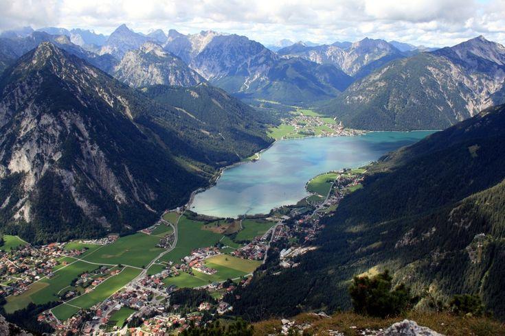 In a distance - Achensee, Karwendel / Austria