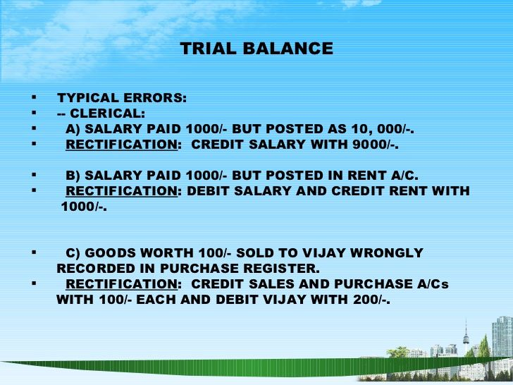 The 25+ best Trial balance ideas on Pinterest Accounting help - financial balance sheet example
