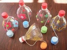 Lege flessen((flessen))