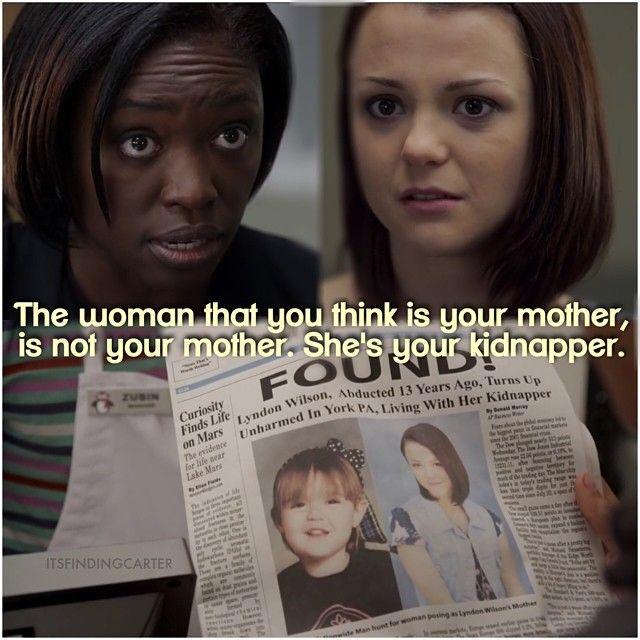"""#FindingCarter 1x01 """"Pilot"""""""