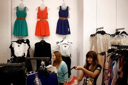 """Macy's will increase its marketing budget in the second half of the year in response to second-quarter sales dropping 0.8% and a reduced earnings forecast for the year. """"Our performance in the period, in part, reflects consumers' continuing uncertainty about spending on discretionary items in the current economic environment. After a cool spring, we have taken appropriate markdowns, and customers are responding favorably,"""" said Chairman and CEO Terry J. Lundgren"""