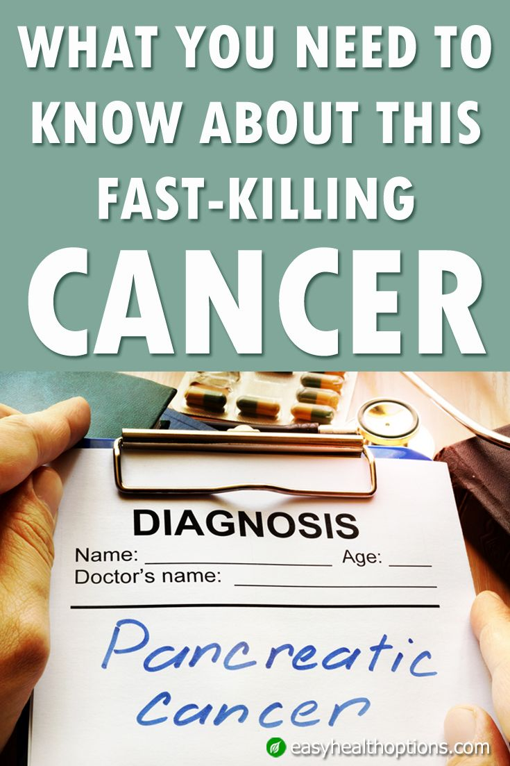 What you need to know about this fast killing cancer | Healthy