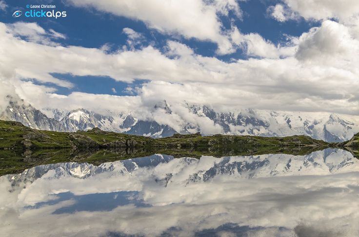 clouds reflected by Leone Christian on 500px