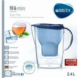 Check out brita water filter jug navelia spacesaver each at woolworths.com.au. Order 24/7 at our online supermarket