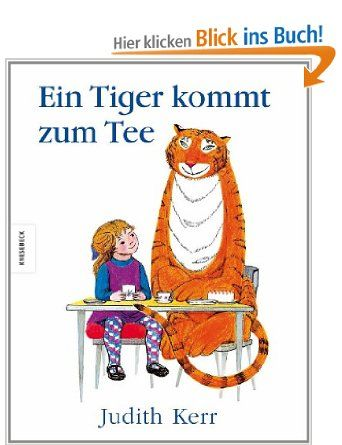 Ein Tiger kommt zum Tee: Amazon.de: Judith Kerr, Gundula Müller-Wallraf: Bücher