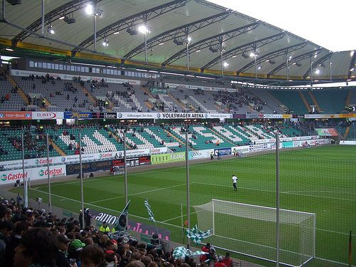 VfL Wolfsburg - Karlsruher SC