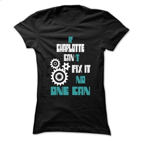 CHARLOTTE Mechanic - 999 Cool Name Shirt ! - #short sleeve sweatshirt #cool tshirt designs. MORE INFO => https://www.sunfrog.com/Hunting/CHARLOTTE-Mechanic--999-Cool-Name-Shirt-.html?60505