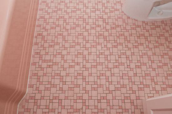 7 best images about mid century bathroom 1960s on for 1960s floor tiles