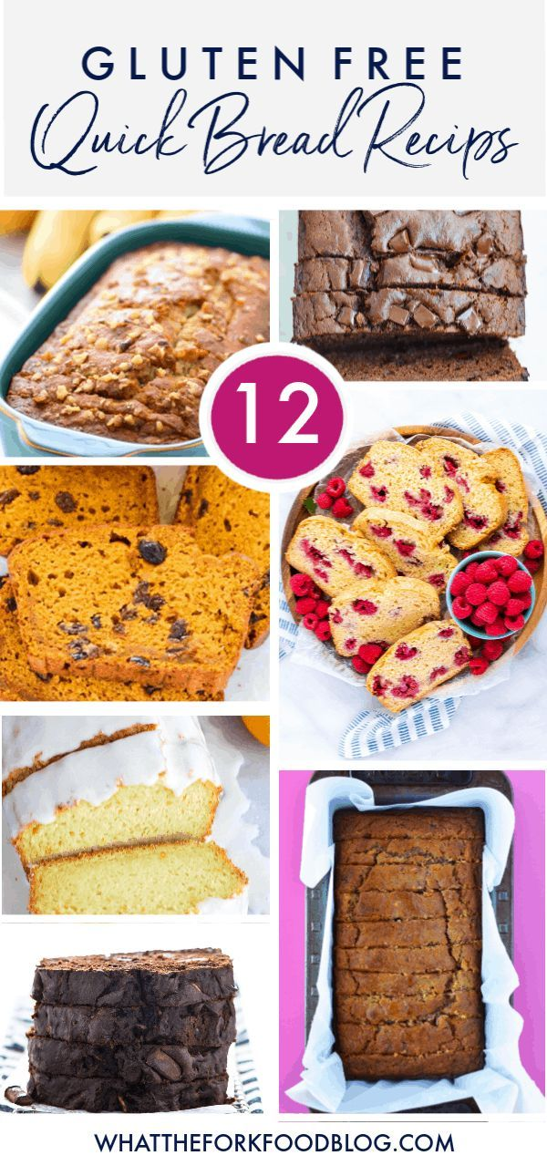 Gluten Free Quick Bread Recipes What The Fork Gluten Free Quick Bread Gluten Free Quick Bread Recipes Gluten Free Bread Maker
