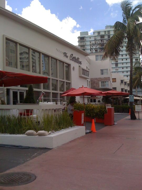 The Catalina Hotel & Beach Club: This stylish and sophisticated hotel is located in the heart of South Beach in the Art Deco District. It is steps away from the beach, shopping, restaurants, art galleries and the Convention Center. #SouthBeach #Miami #Hotels
