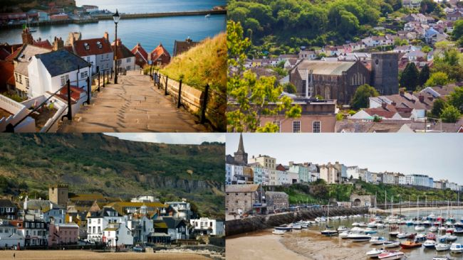 17 of the most picturesque seaside towns in the UK