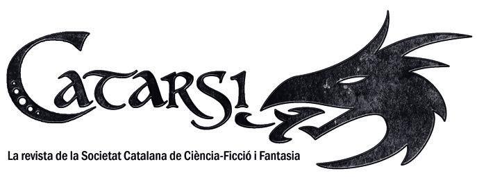 """Rediseño de la cabecera de la revista """"Catarsi""""  2015."""