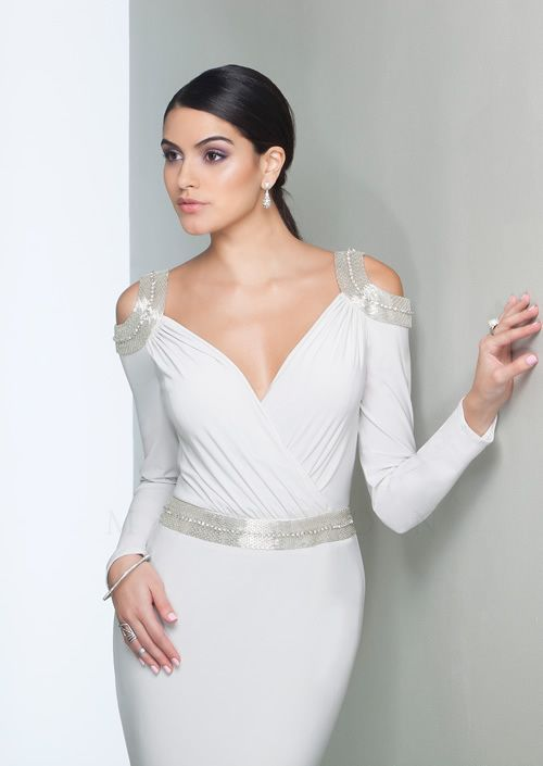 213 best Long Evening Dresses images on Pinterest ...