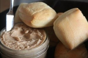 Copycat Texas Roadhouse Roll Recipes (Notes: Whip the butter first before incorporating the other ingredients. Add sugar, honey and cinnamon to taste - but not too much powdered sugar lest the texture become too grainy. I was drawn to this recipe because I liked it the best as far as the ratio of ingredients. Dare I say, this is better than the real thing? Yes. I dare).