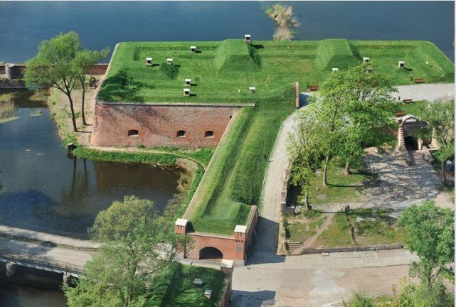 Kostrzyn -- One of the best sites for physical regeneration. - Poland's Official Travel Website