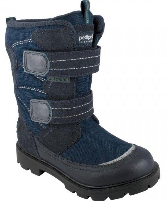 Buty dla chłopca, Pediped #sniegowce