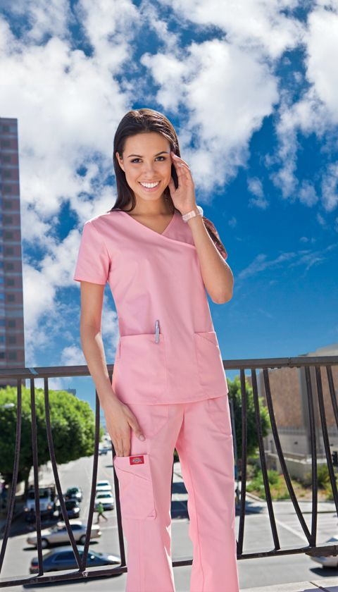 Scrub outfit for Bennie. She will need this for when she goes through medical school and training.