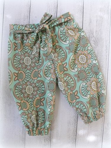 Lazy+Day+Pants++Girls+Harem+pants+by+LittleMacsClothing+on+Etsy,+$28.00