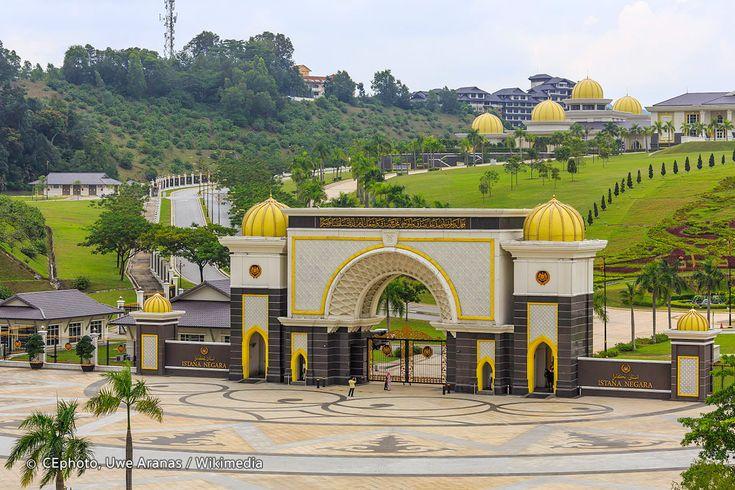 Istana Negara in Kuala Lumpur - Kuala Lumpur Attractions