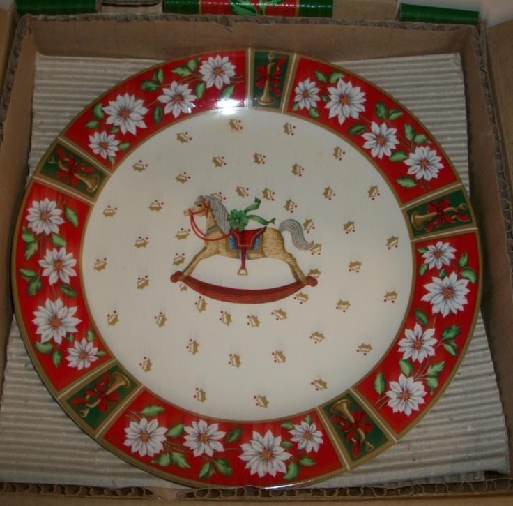kobe charlton hall china christmas 4 platesnib u0026 ebay