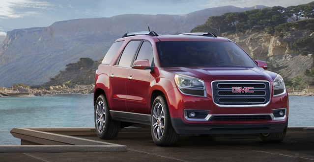 What do you think about the 2013 GMC SUV?