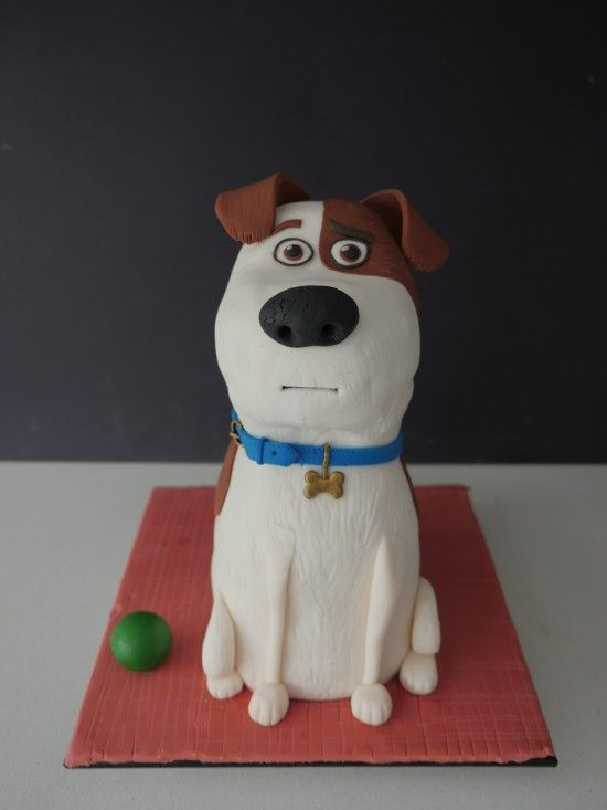 the secret life of pets cake