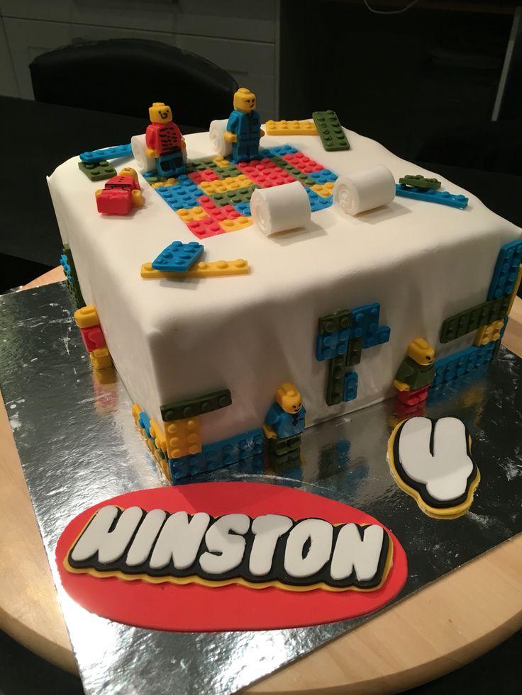 Lego cake square