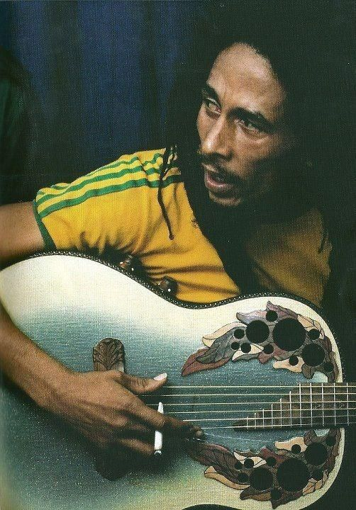 + SONGS OF FREEDOM + Bob Marley Archive Backstage Madison Square Garden 1980.