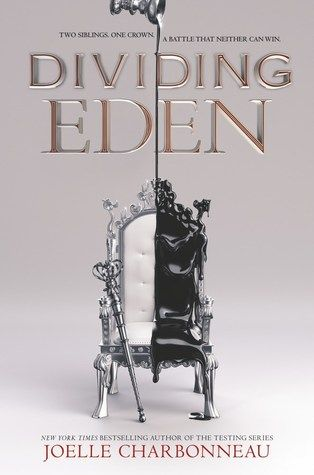 Seeing Double in Neverland: Waiting on Wednesday: Dividing Eden (Dividing Eden...