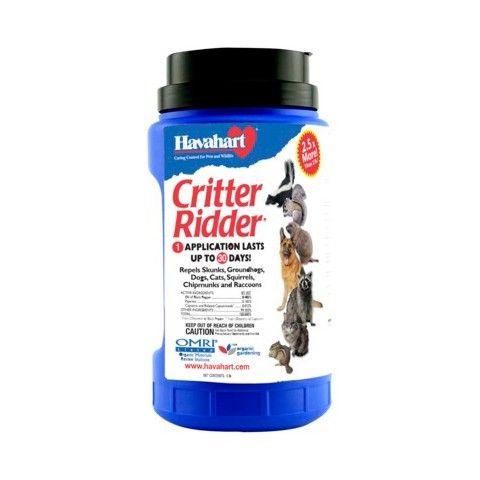 Havahart Critter-Ridder Granular - 5lb.