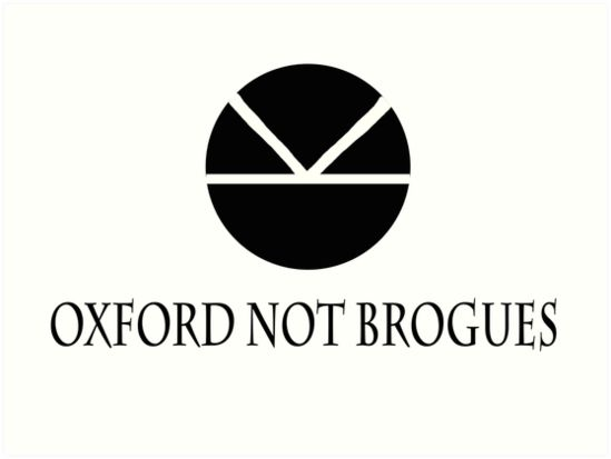 Kingsman - Oxford Not Brogues quote. by durzarina