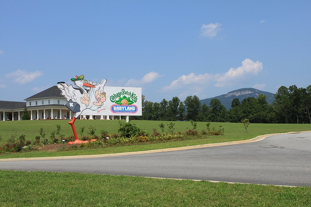 Babyland - Cabbage Patch Farm in Cleveland, GA