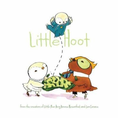Little Hoot by Rosenthal, Amy Krouse.